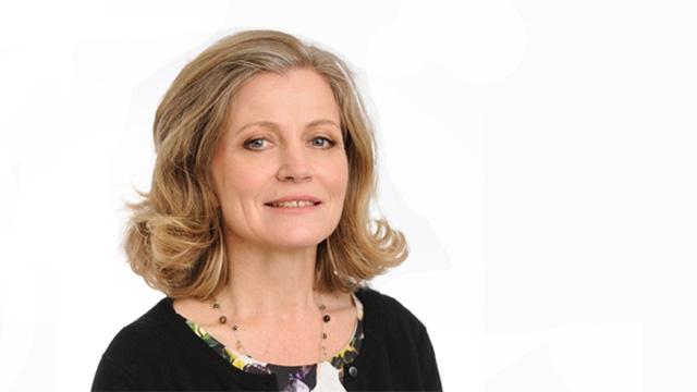 Emma Howard Boyd, UK Environment Agency Chair. Photo: Environment Agency