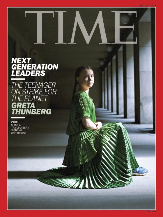 """How teen climate activist Greta Thunberg got everyone to listen – """"Now I am speaking to the whole world"""""""
